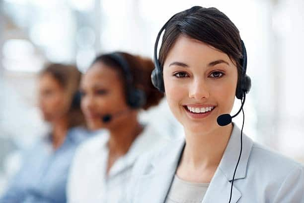 Call centre agent for UK directory enquiries